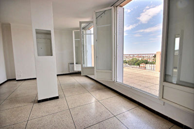 Appartement Marseille 13013, type 2,  41 m2