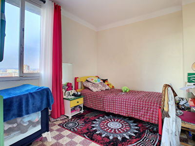 A Vendre appartement type 3 13004 Marseille