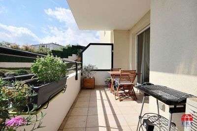Appartement Marseille 3 pièces 61m², terrasse, grand garage